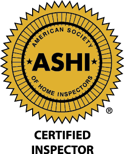 American Society of Home Inspectors (ASHI) Gold Certified